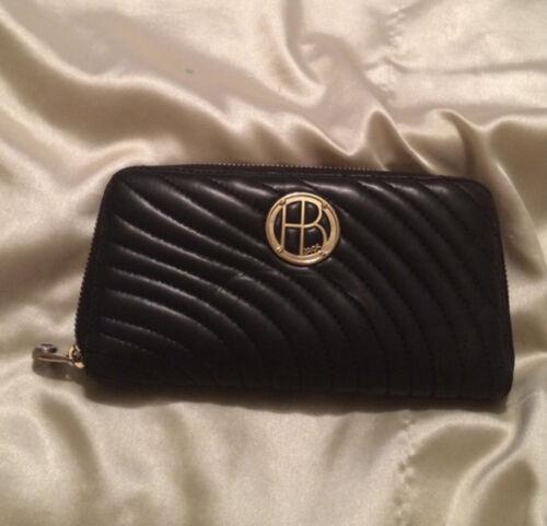 Henri Bendel Quilted Wallet