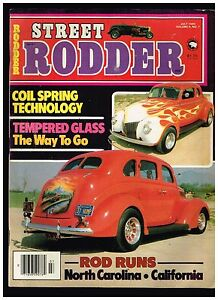 STREET-RODDER-JULY-1980-CONTENTS-IN-SECOND-PHOTO-HOT-ROD-TECH-TIPS-HOW-TO-039-S