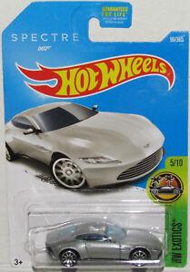 Details About Hot Wheels Aston Martin Db10 365 James Bond Spectre 007 Hw Exotics 5 Mattel