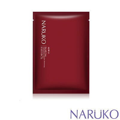 BUY 5 GET 1 FREE [NARUKO] Moisturizing Oil-Control Repairing Facial Mask 1pc NEW