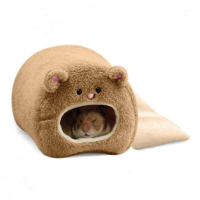 Lovely Soft Warm Pet Hammock Small Comforter Ferret Cage House Bed Cute New