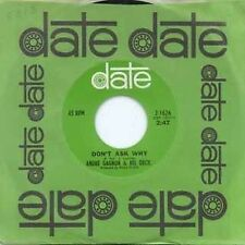 ANDRE GAGNON - DON'T ASK WHY b/w MY DREAM - DATE 45