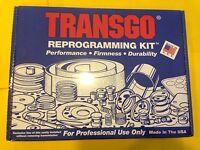 Transgo 700-2&3 Reprogramming Kit Hd