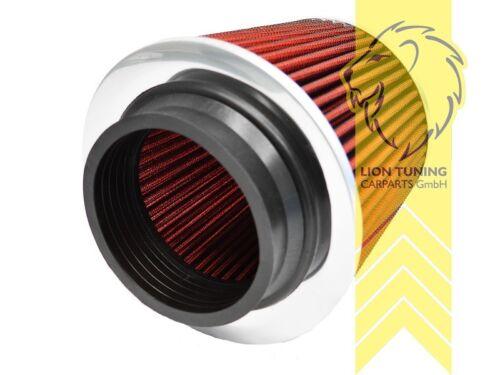 Sportluftfilter offener Luftfilter Pilz Universal Filter für KIA Sportage Ceed