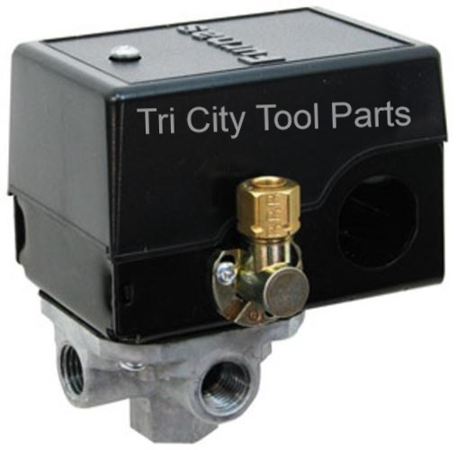 56288020 Ingersoll Rand Pressure Switch 175/140 PSI - 4 Port  56288020-01. Available Now for 73.64