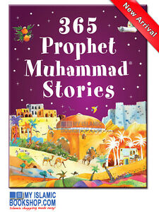 365-Prophet-Muhammad-PBUH-Stories-Muslim-Islamic-Children-Kids-Book-Gift-Ideas