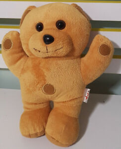 ARNOTTS-PROMOTIONAL-TINY-TEDDY-BEAR-PLUSH-TOY-SOFT-TOY-ABOUT-26CM-TALL-KIDS-TOY