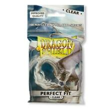 Dragon Shield 100 Fit Inner Card Sleeves Clear At-13001