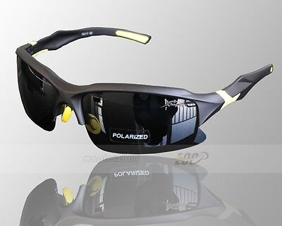 Professional Polarized Cycling Driving Fishing Glasses Outdoor Sports Sunglasses