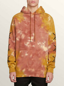 VOLCOM-Wasted-Years-PO-Sweater-Hoody-MLT-batik-NEUWARE-portofrei-Gr-L-XL-SALE