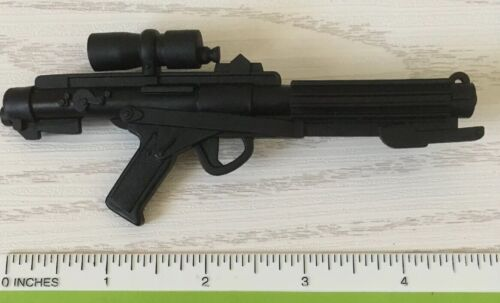 """1//6 12"""" Inch Stormtrooper Blaster Solid Star Wars Action Figure Accessory Weapon"""