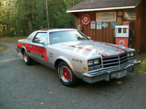 1976 Buick Century with Indy 500 Pace Car option Y43.