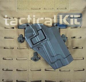 Blackhawk CQC Serpa Holster w  CQC Molle Strike Platform Mount Free ... 7514b6562e