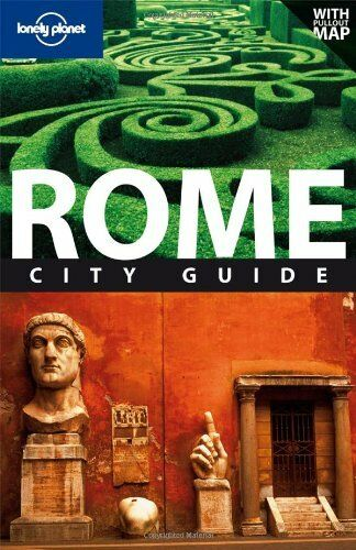 Rome: City Guide (Lonely Planet City Guides) By Duncan Garwood