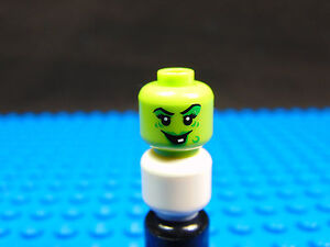 LEGO-MINIFIGURES-SERIES-14-X-1-HEAD-FOR-THE-CRAZY-WITCH-FROM-SERIES-14-PARTS