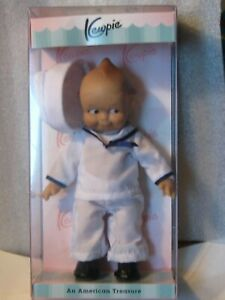 Kewpie-doll-RARE-Vintage-8-034-dressed-in-Sailor-outfit-2009-Charisma-NEW-IN-BOX