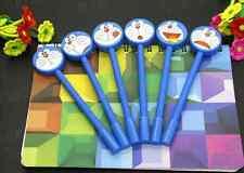2 x Cute Doraemon Cartoon pens Party Bag Cute Kids novelty stationery Fun