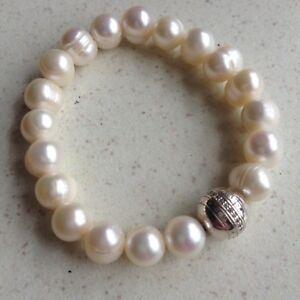 ec638eecb267d3 Image is loading Thomas-Sabo-Genuine-Pearl-Bracelet