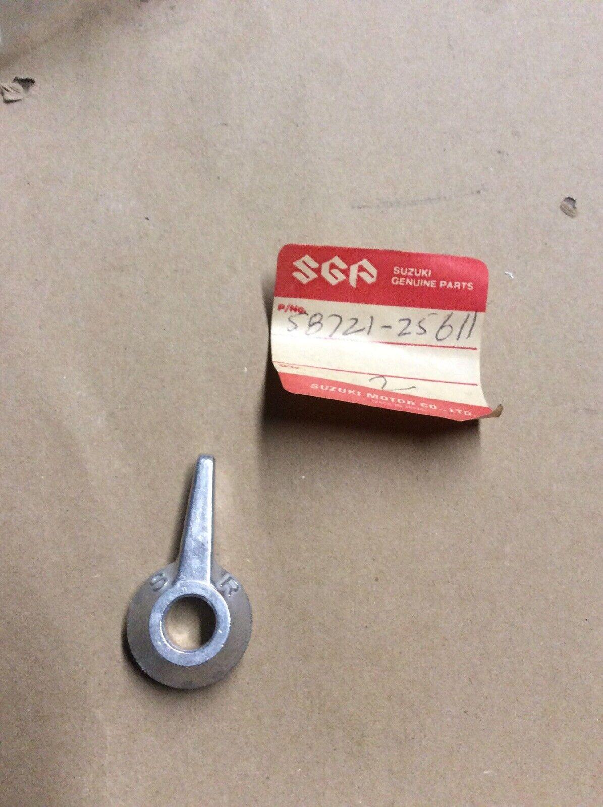 NEW OEM SUZUKI STARTER CHOKE LEVER AC100 AS50 RV90 TC100 TC120 TC90 TS75 TS90