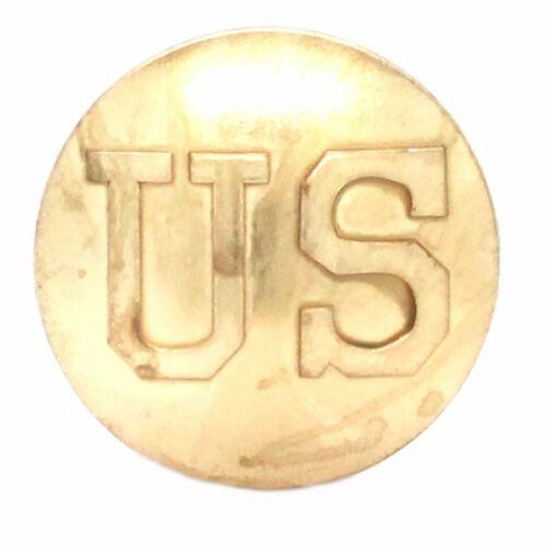 "US Calvary Concho Brass Screw Back 1-1//4/"" 75105-01"