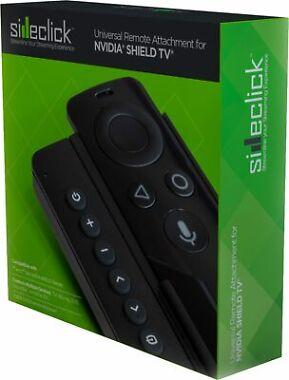 Sideclick Universal Remote Attachment for Nvidia Shield TV