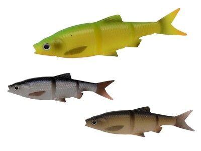 Savage Gear 3D LB Roach Swim N Jerk 10cm 10g 3pcs Soft bait COLOURS