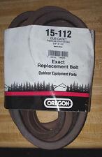 """OREGON 15-112 BELT REPLACES CUB CADET 954-04138 5/8"""" X 143"""""""