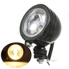 H3 12V 55W LED Car Spotlight Spot Halogen Fog Light White Beam Work Lamp Black