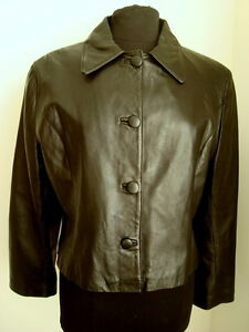 Ladies black leather jacket size 18 – Your jacket photo blog