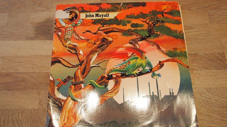 LP, John Mayaal , Rock