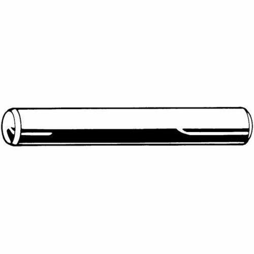 Zylinderstifte Toleranz m6 Stahl 5X10mm DIN 6325 100Stk