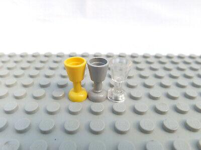 Figur Zubehör Lego City 5x Tassen und 2x Kelche in Gelb