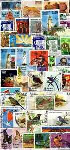 Sri Lanka 400 timbres différents