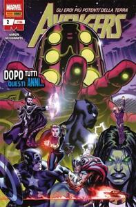 Avengers-N-2-I-Vendicatori-106-Panini-Comics-ITALIANO-NUOVO-NSF3