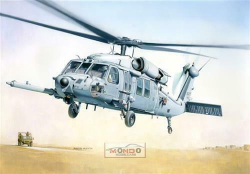Mh 60 K Blackhawk Kit 1:48 Italeri IT2666