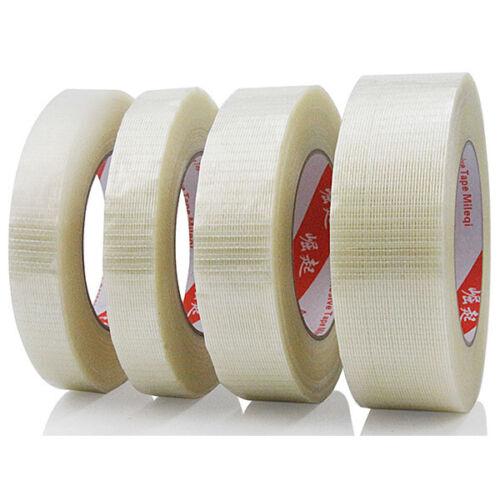Fiberglass Tape Adhesive Reinforced Mesh Tape Filament Weave Model Heavy Duty