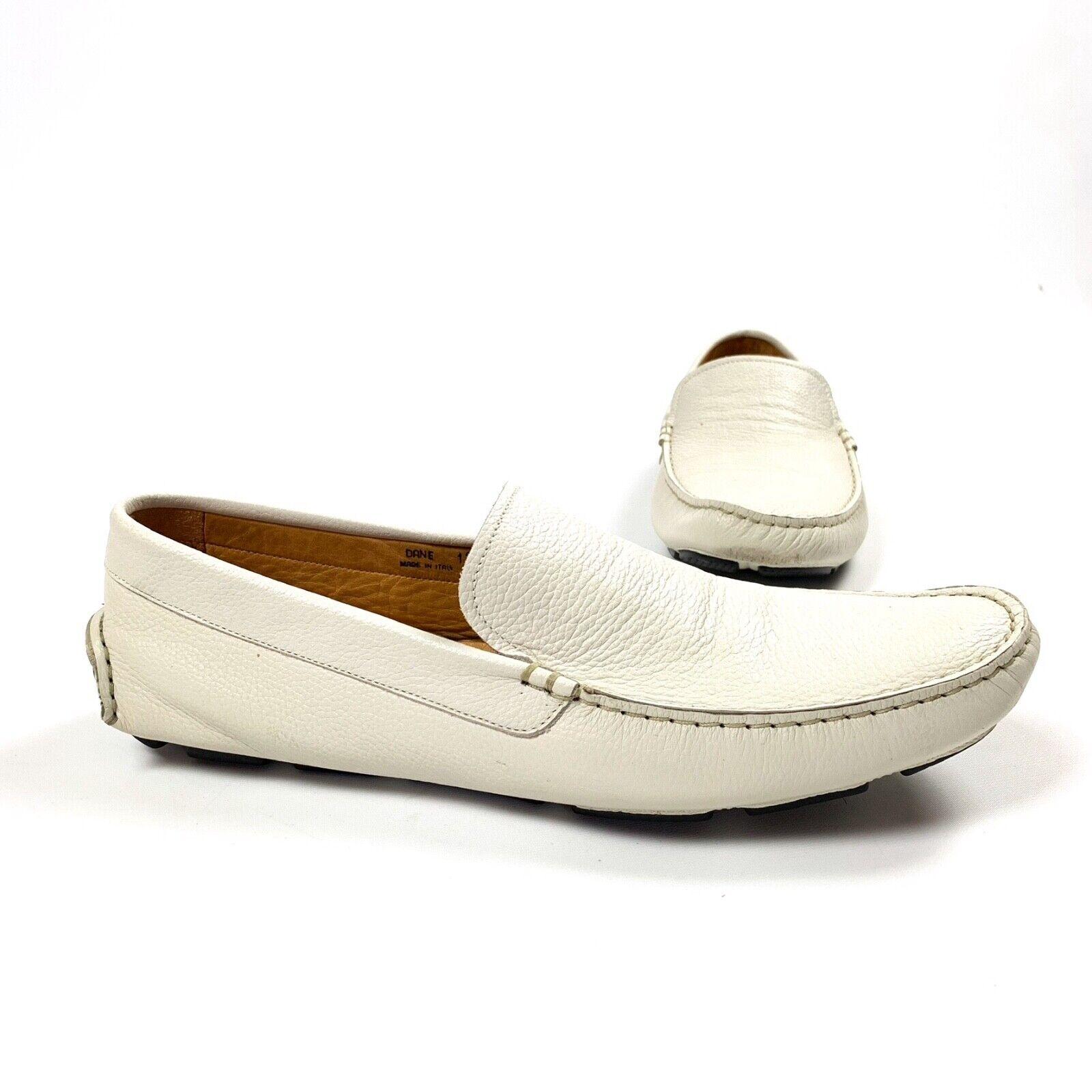 Saks Fifth Avenue Dane Mens   shoes Ivory Size 12