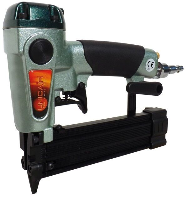 UNICAIR NOVA 6/30 PNEUMATIC AIR NAILER - FITS HEADED & HEADLESS NAILS UP TO 30mm