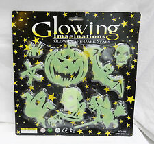 Glowing Imaginations - Glow in the Dark Stickers - Spooky Halloween Stuff