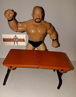 WWE//AEW Brown Breakaway Wrestling Table Figure Accessories