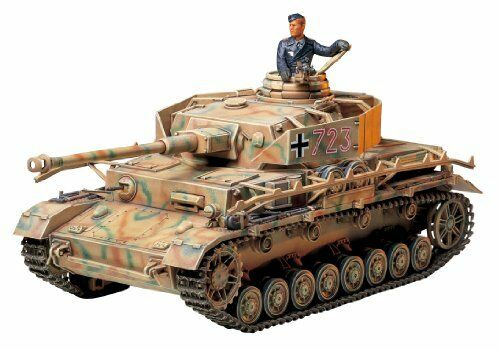 TAMIYA 1 35 German Panzerkampwagen IV Ausf.J Sd.Kfz.161 2 Model Kit NEW Japan