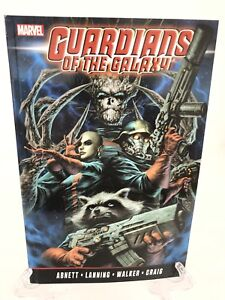 Guardians-of-the-Galaxy-Abnett-Complete-Collection-Vol-2-Marvel-Comics-TPB-New