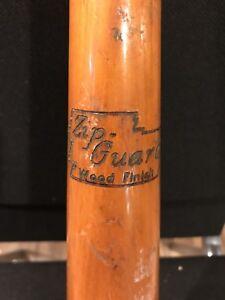 Image Is Loading Vintage 1930 S Zip Guard Wood Finish Baseball