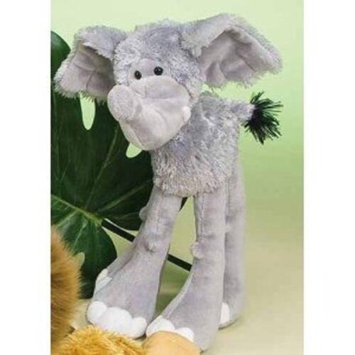 "ELEPHANT STUFFED ANIMAL PLUSH SOFT TOY BABY KIDS GIFT 13/"""