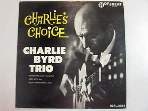 CHARLIE-BYRD-TRIO-CHARLIE-039-S-CHOICE-MONO-LP-MICROGROOVE-OLP-3007-OFFBEAT-LABEL