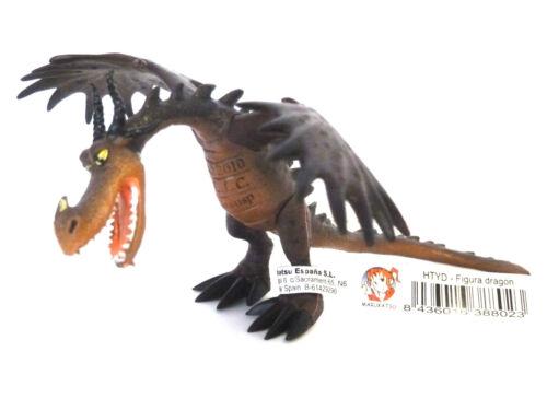 T28) Die Drachenreiter von Berk - Drache   Alptraum - TOP RAR
