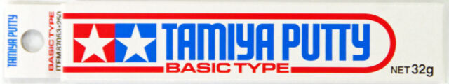 Tamiya 87053 Tamiya Putty Basic Type (32g)