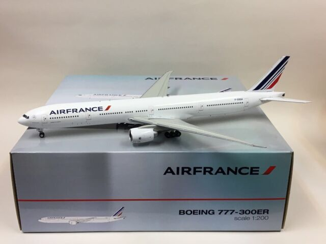 RARE Gemini Jet 1 200 Air France Boeing 777-300er F-gsqa
