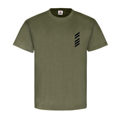 Oberstabsgefreiter Grade Armée BW Insigne-T shirt #15876
