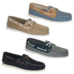 41a8f53268 Sperry Top Sider a o 2-eye Boat Shoes Men s Deck Shoes Shoes ...